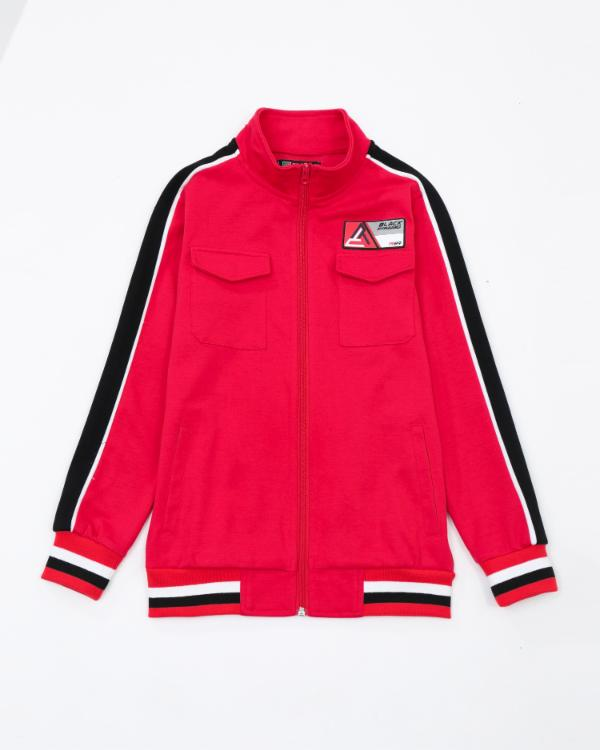 Kids BP Rubber Patch Track Jacket