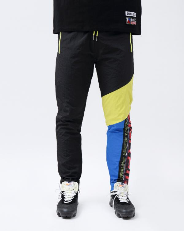 FUTURE OF NEON TRACK PANTS