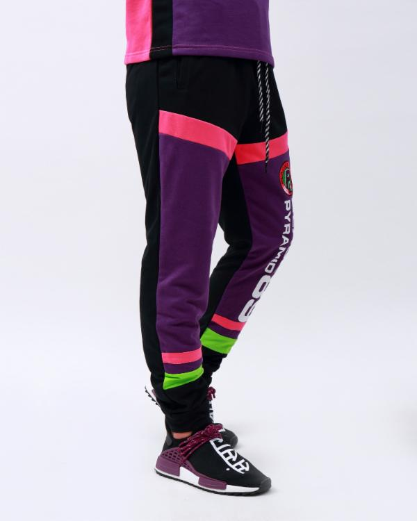 OCEAN DRIVE SURFING JOGGERS-COLOR: MULTI COLOR