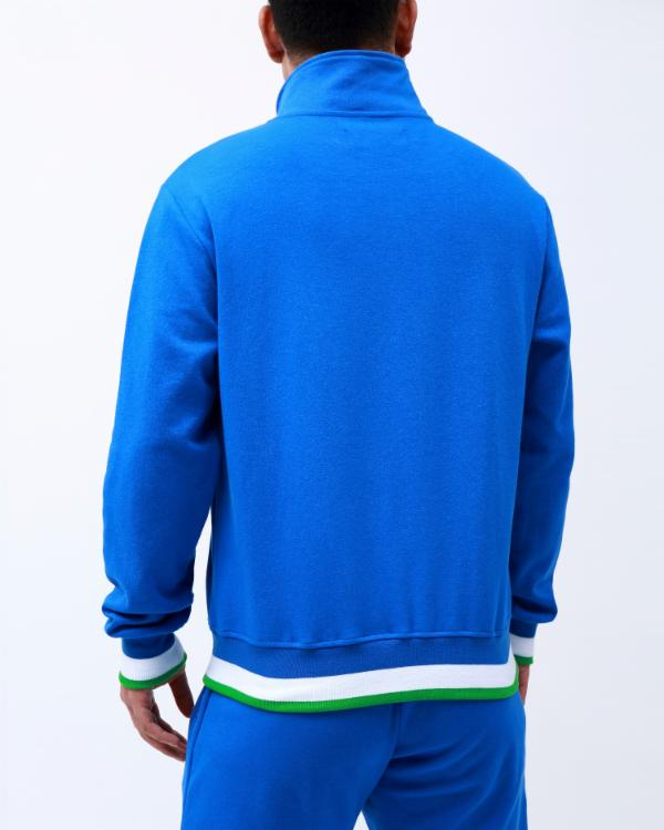 BP FUTURE CLASSIC TRACK JACKET-COLOR: ROYAL BLUE