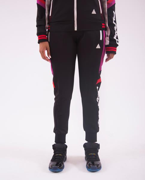 WOMEN SPORT STRIPE JOGGER