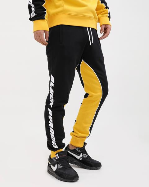 PYRMD SU JOGGERS-COLOR:YELLOW