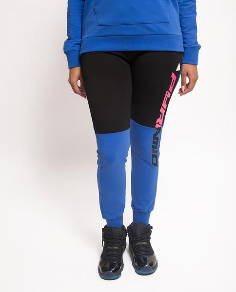 WOMENS SPLIT LOGO CORE JOGGER