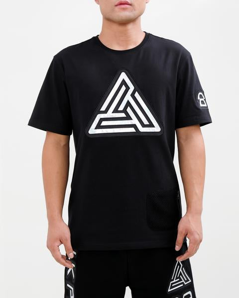 IRIDESCENT LOGO SHIRT