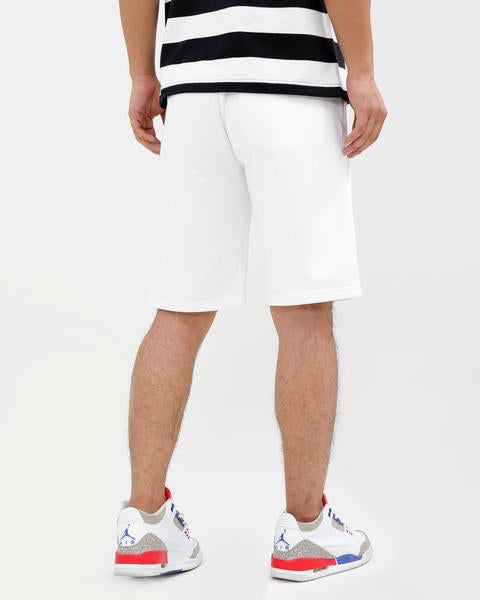 TRAVELER SHORT-COLOR: WHITE