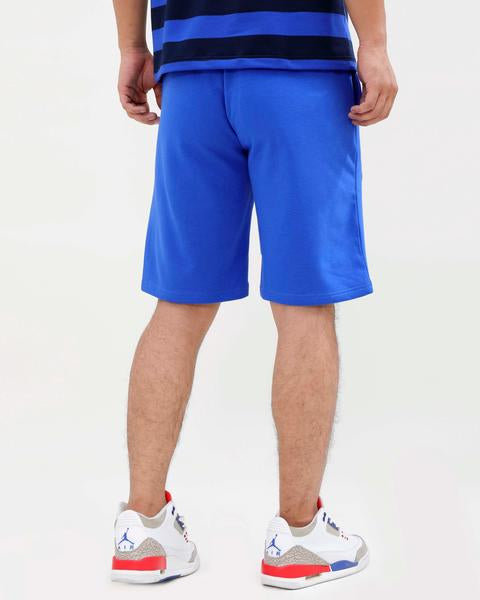 TRAVELER SHORT-COLOR: BLUE