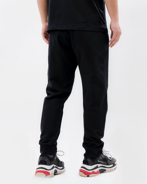 ANCIENT WORLD PANT-COLOR: BLACK