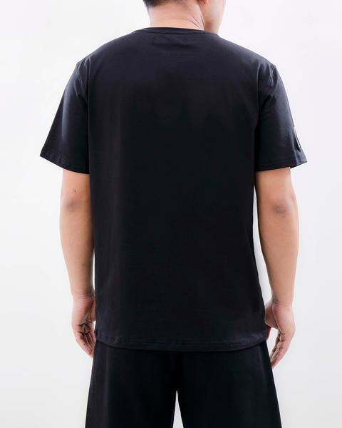 ANCIENT WORLD SHIRT-COLOR: BLACK