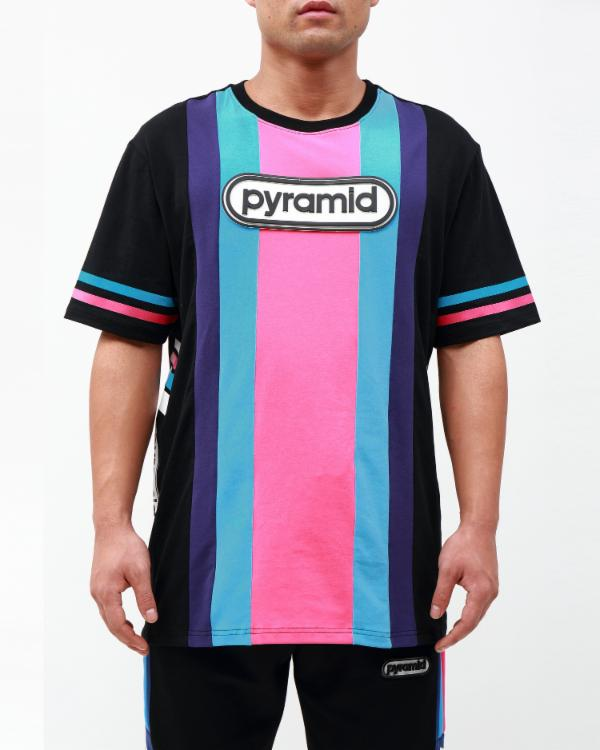 TEAM OHB  STRIPE SHIRT