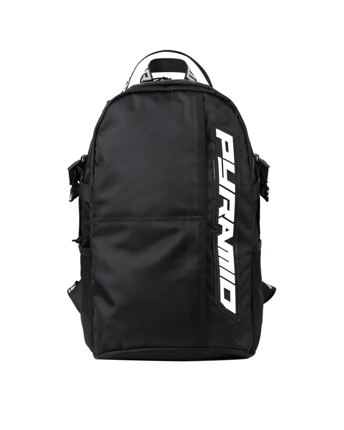 PYRAMID BACKPACK - Color: Black