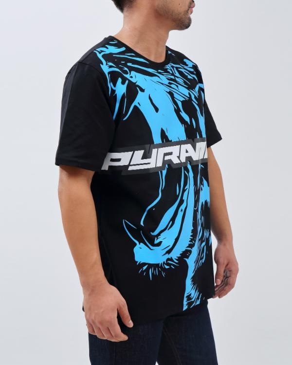 ROAR SHIRT-COLOR: BLACK