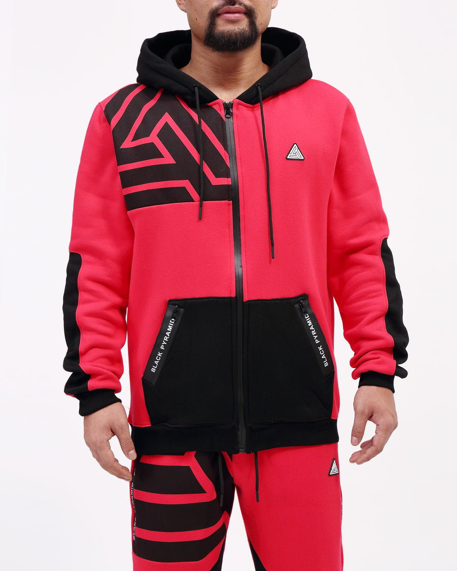 BP Zipper Tech Hoody