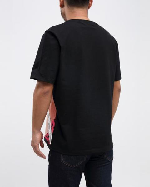 BIG AND TALL LOLLIPOP SHIRT-COLOR: BLACK