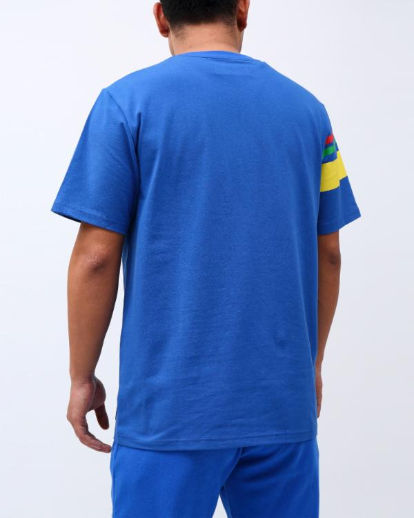 FUTURE CLASSIC S/S TEE-COLOR: ROYAL BLUE