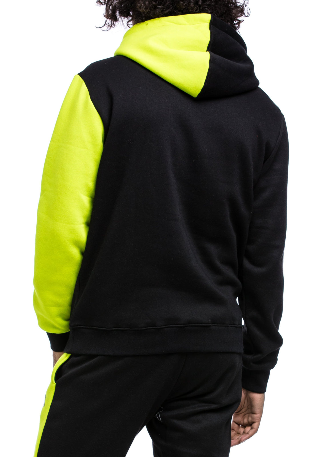 BP Block Hoody - Color: Green