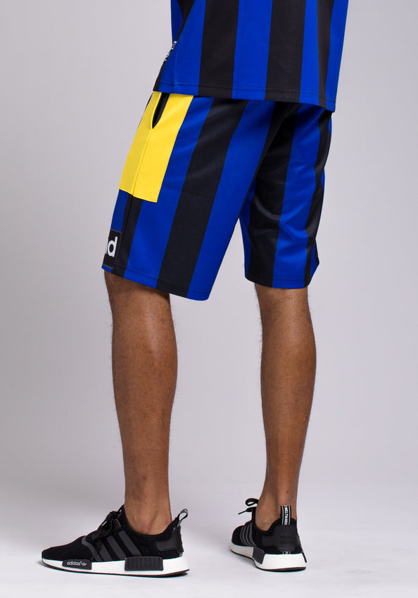 BP Athletic Short - Color: Blue