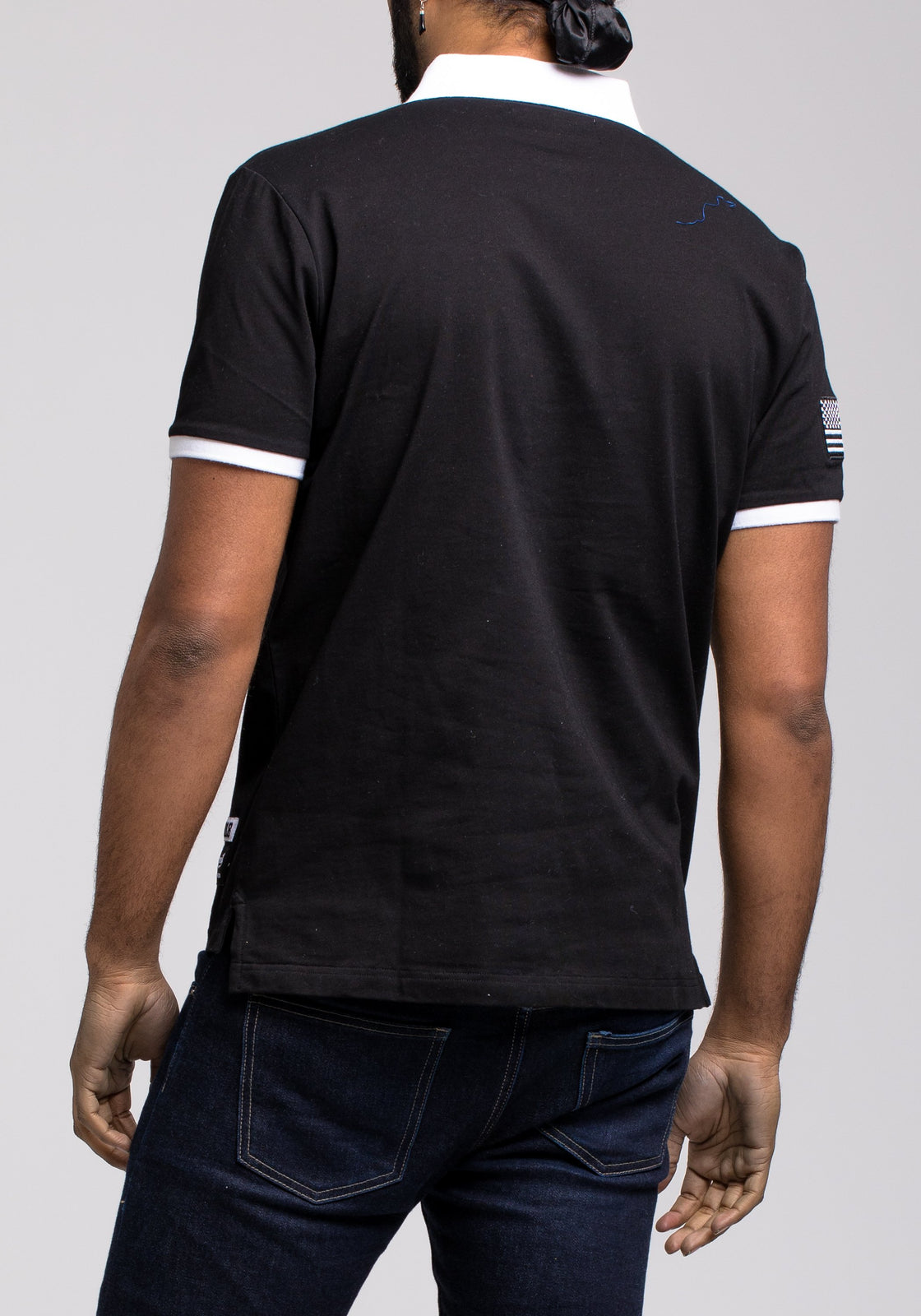 BP Polo Shirt - Color: Black