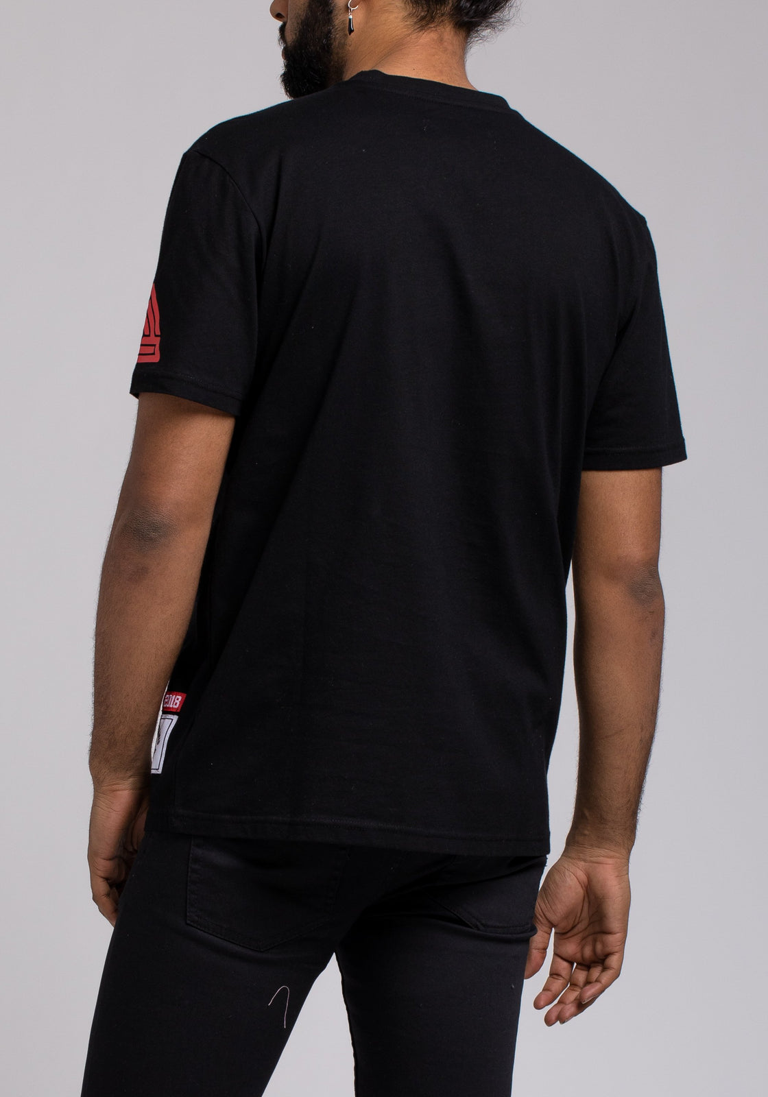 Black Pyramid SS Shirt - Color: Black