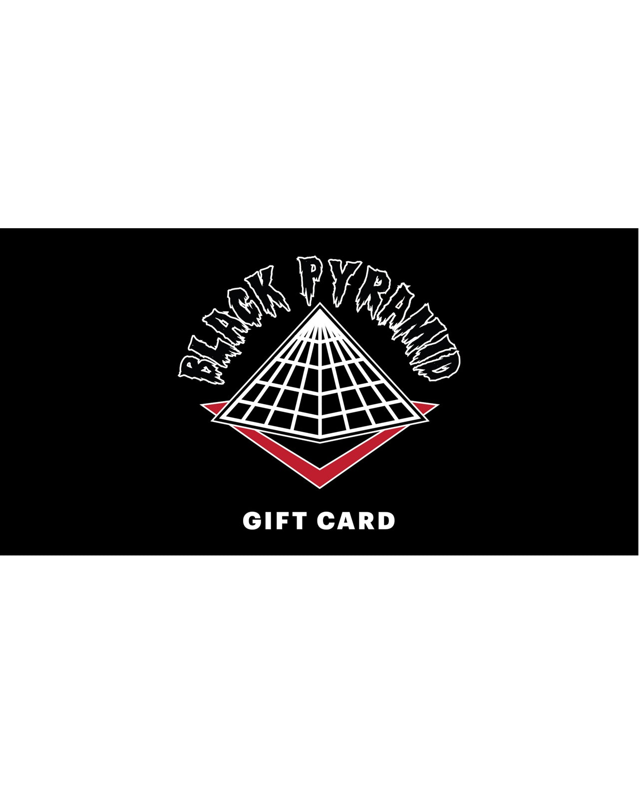 Gift Card - Color: Black