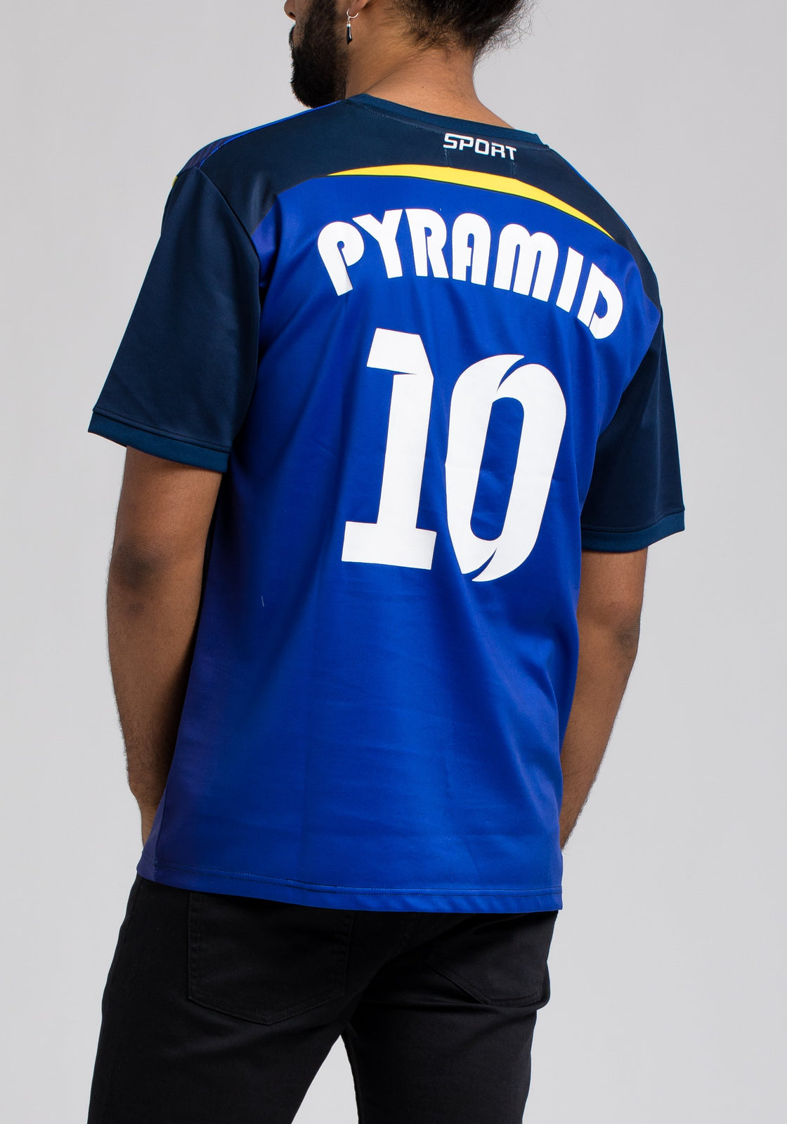 BP 10 SS Shirt - Color: Blue