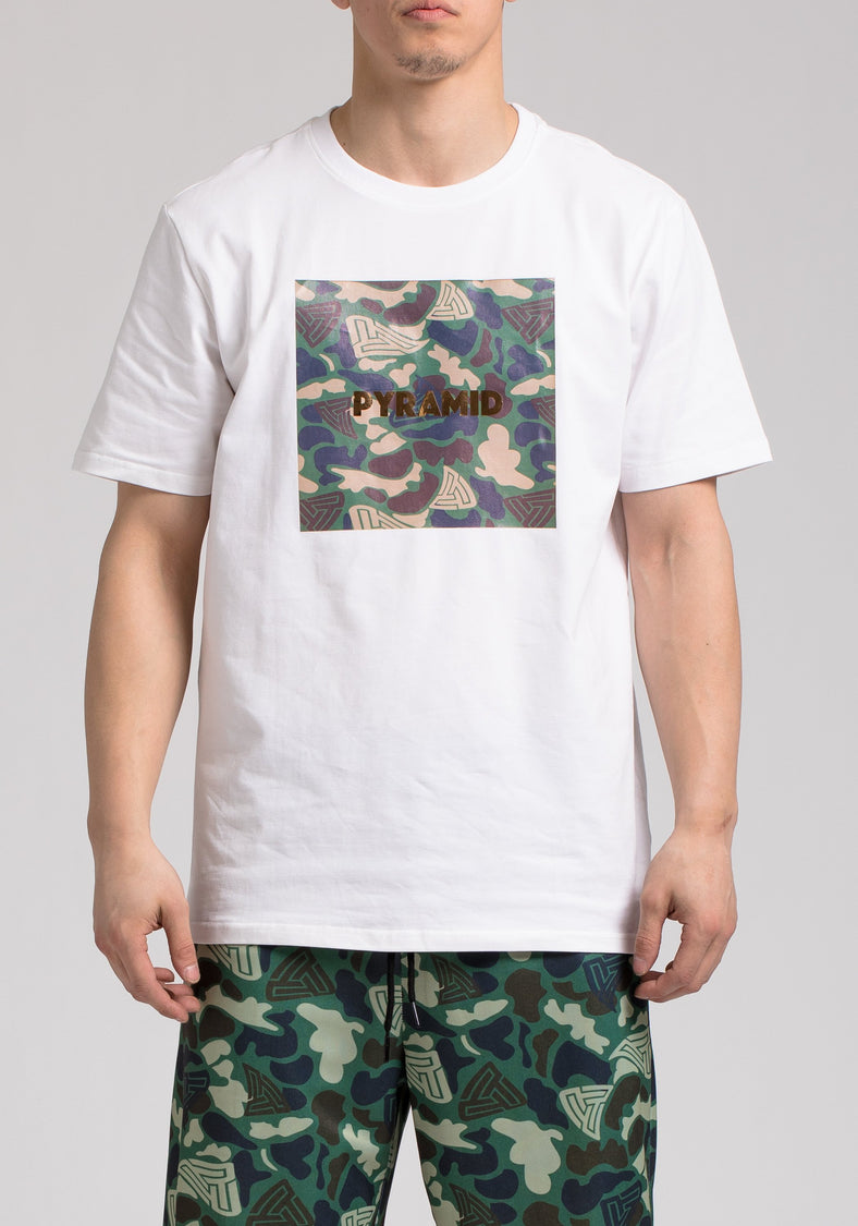 GOLDEN PYRAMID CAMO SS SHIRT