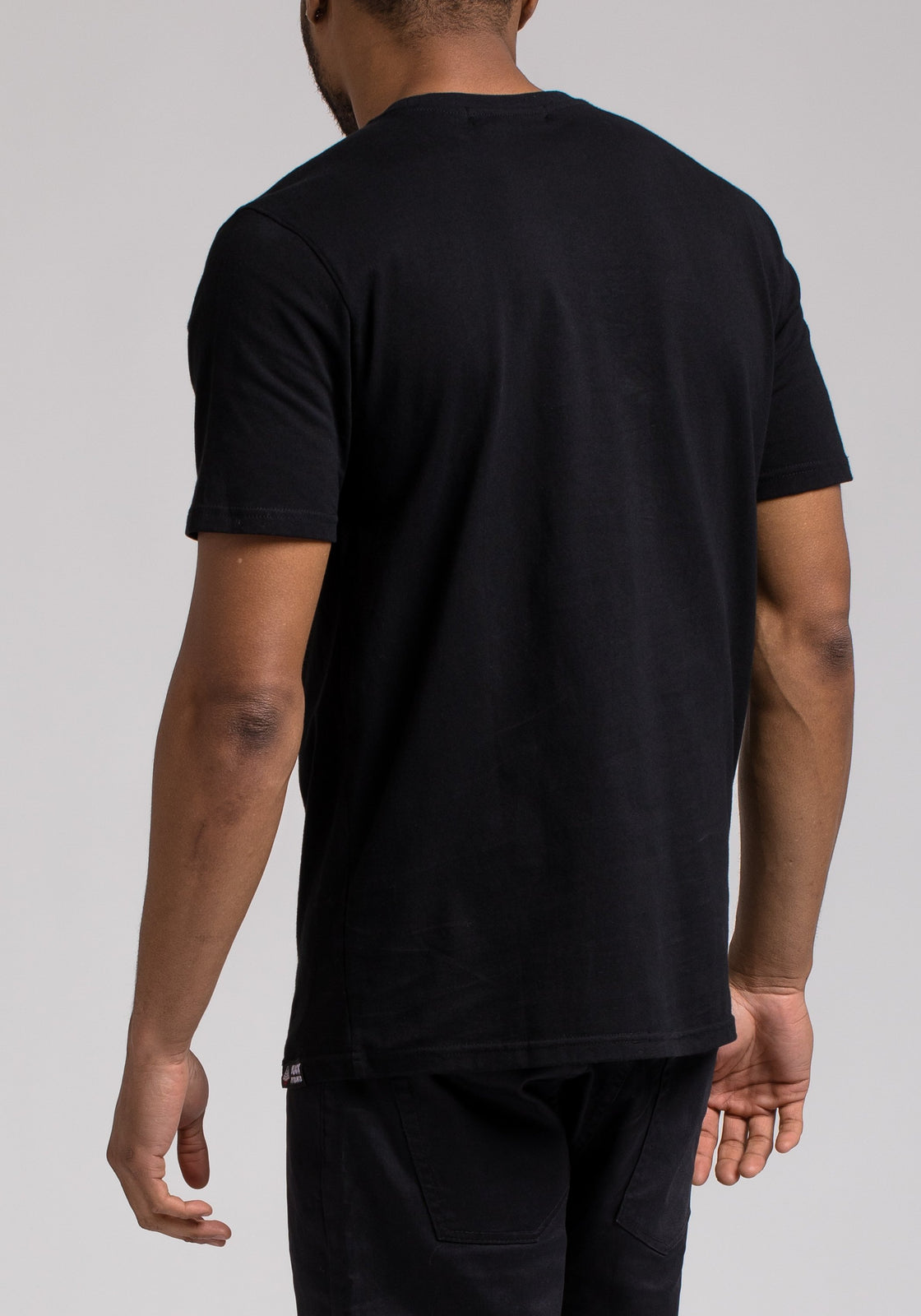 BP PALM SS SHIRT - Color: Black