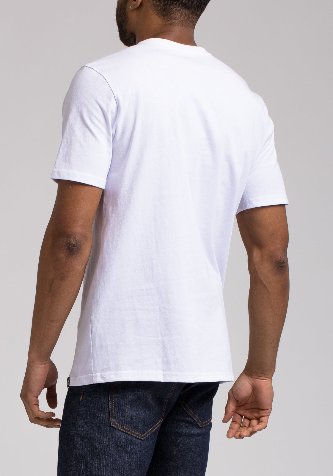BP PALM SS SHIRT - Color: White