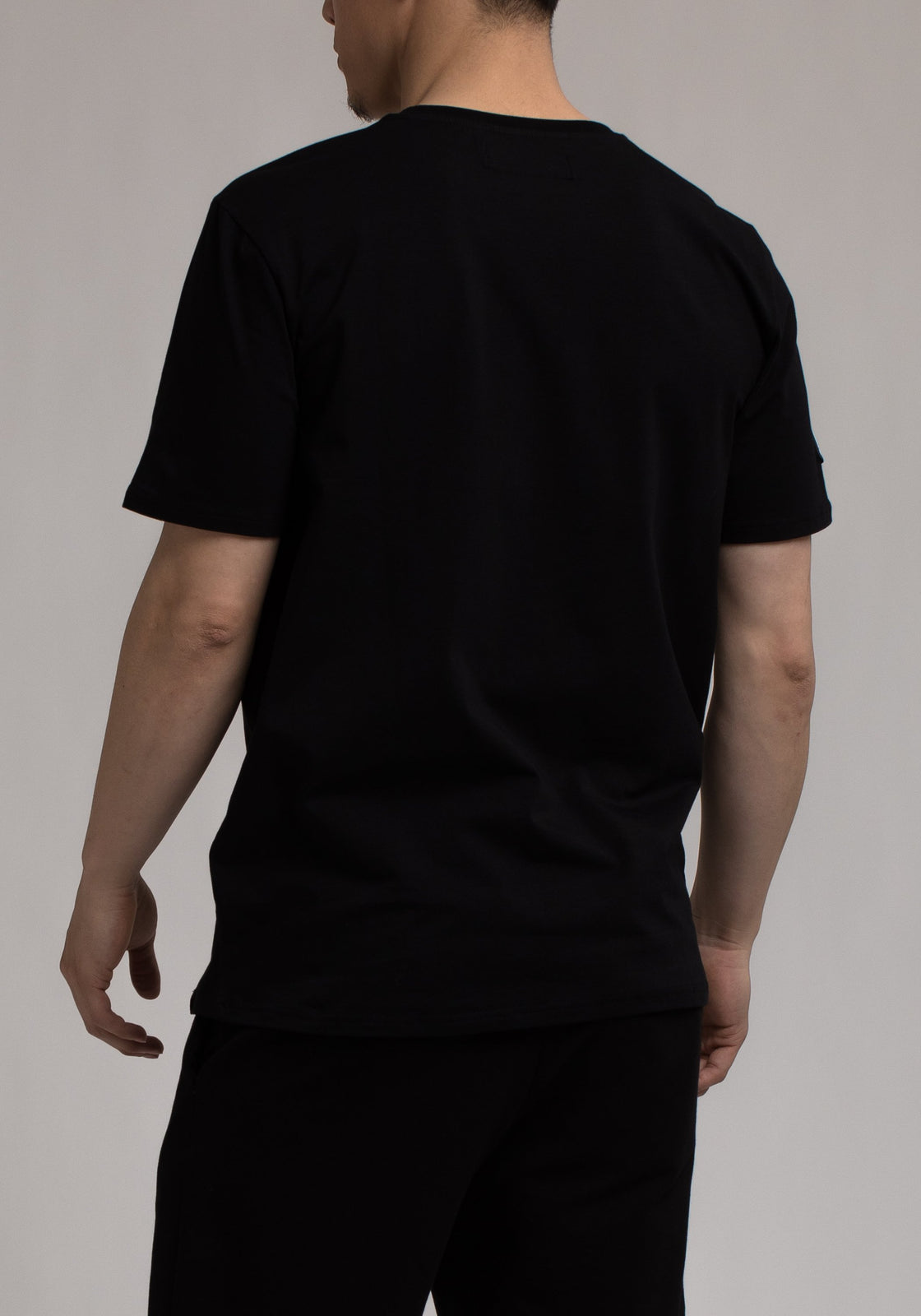 Pyramid World Wide Tee - Color: Black
