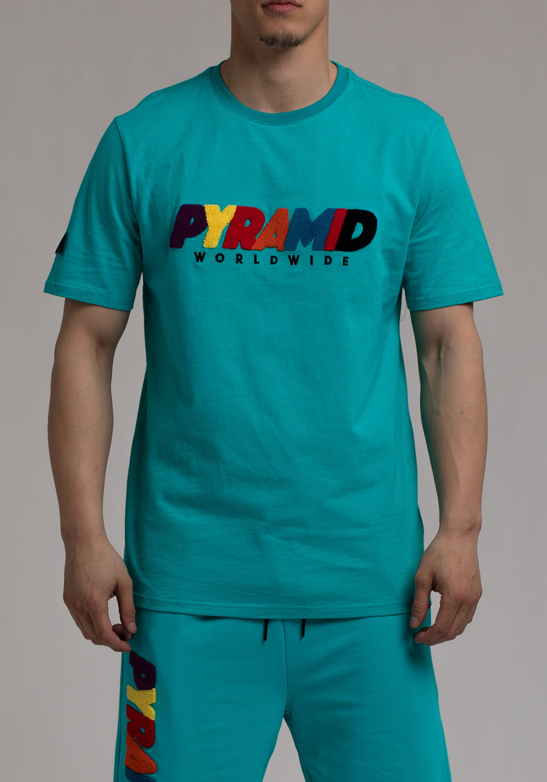 Pyramid World Wide Tee