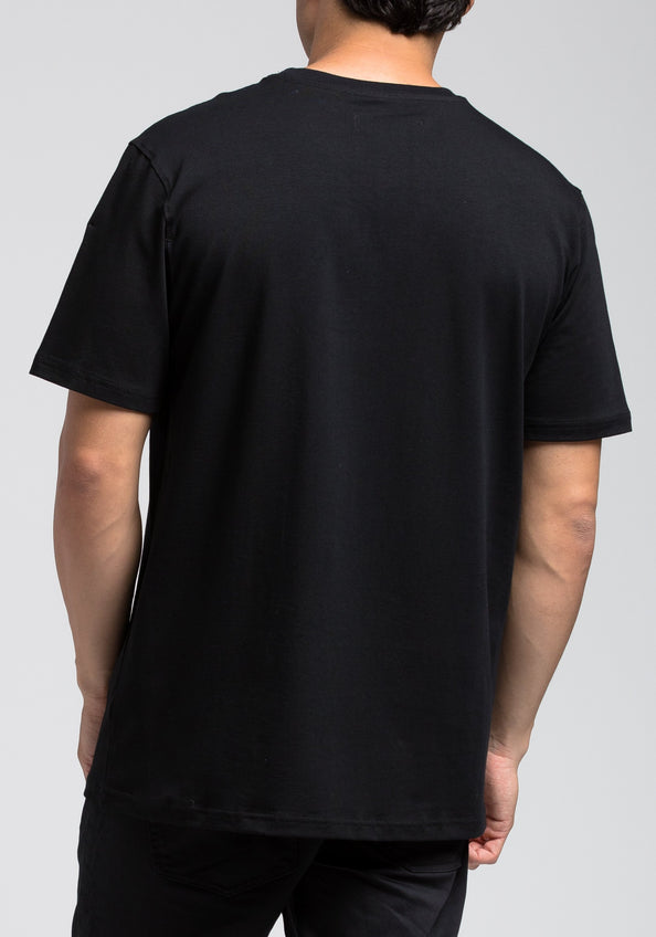Menga Lady Tee - Color: Black