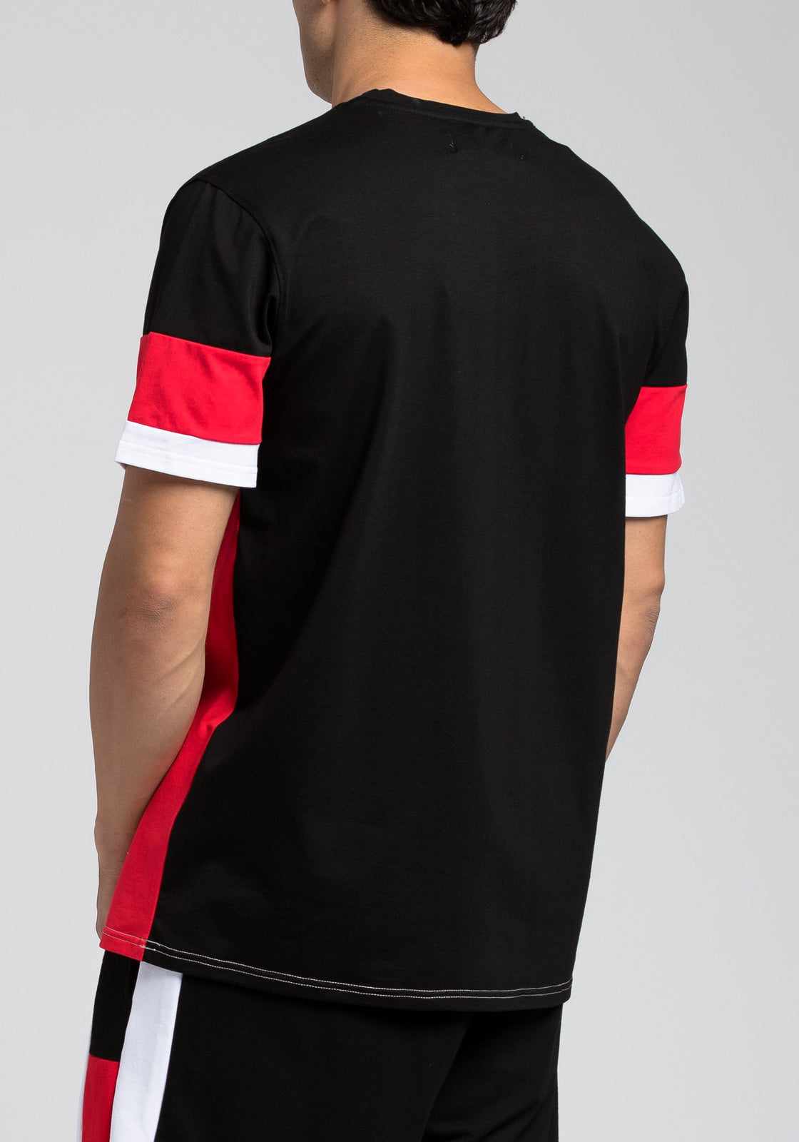 BP Block Tee - Color: Black