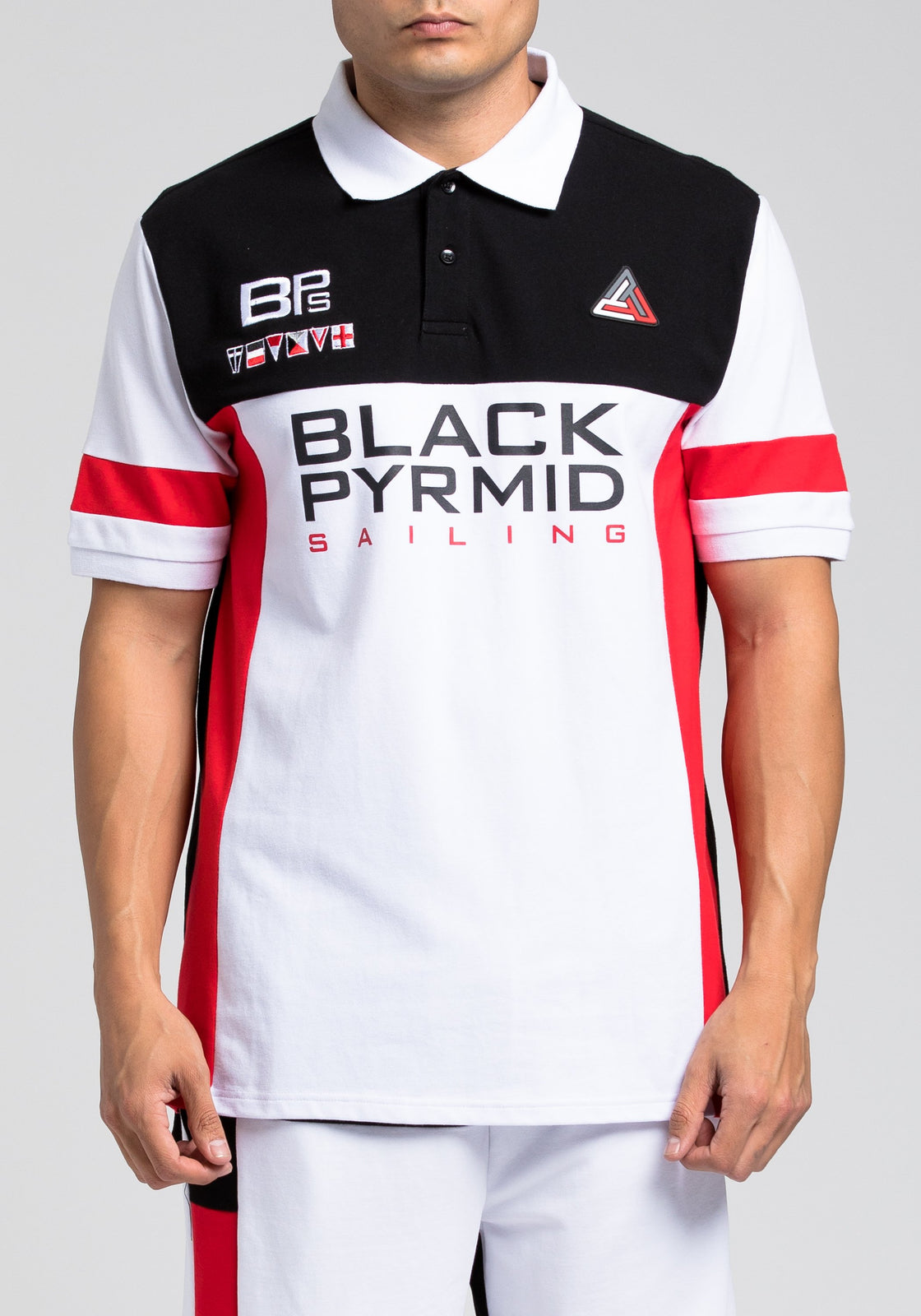 BP Block Polo - Color: Black