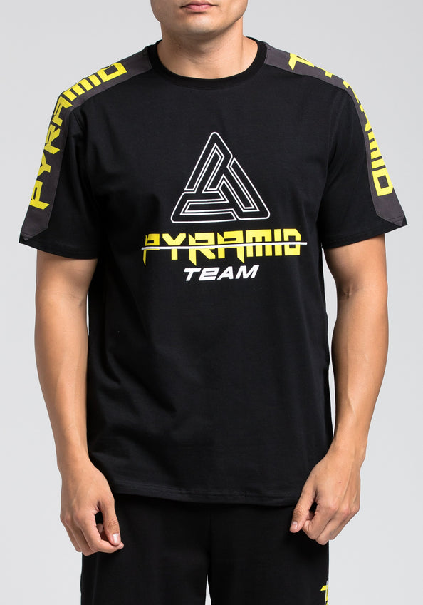 Pyramid Expedition tee - Color: Black