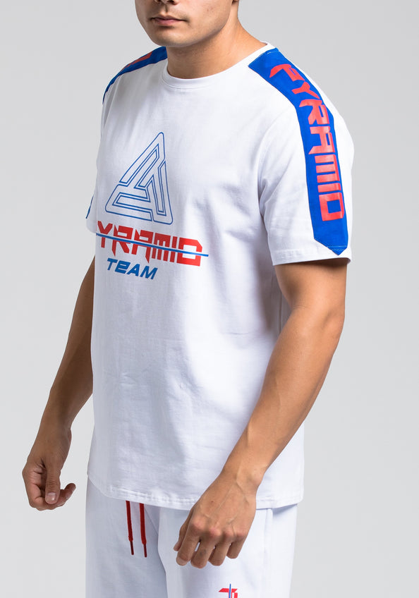Pyramid Expedition tee - Color: White