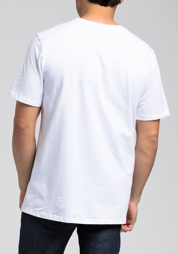 Expedition Race Tee - Color: White