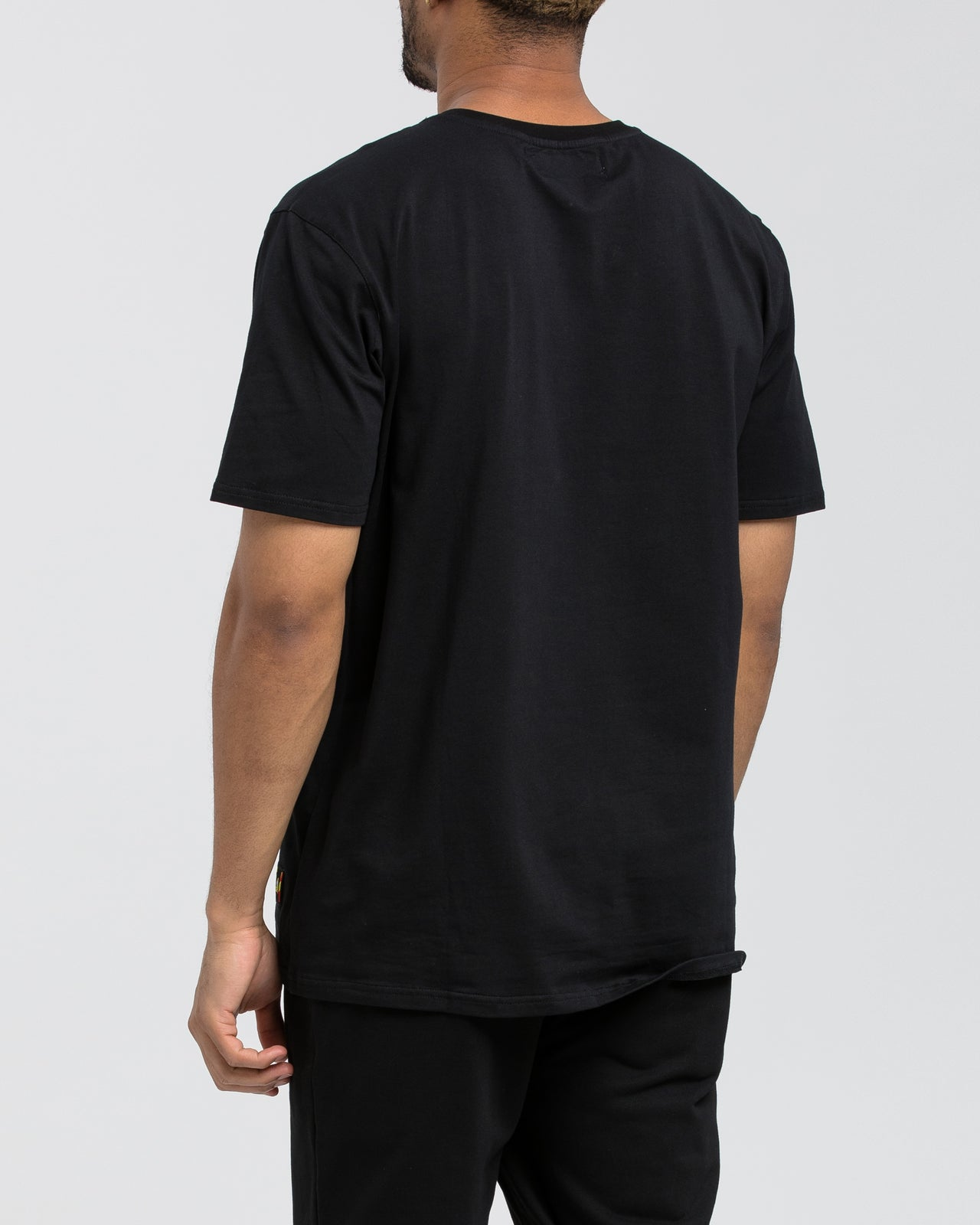 Whimsical Tee - Color: Black