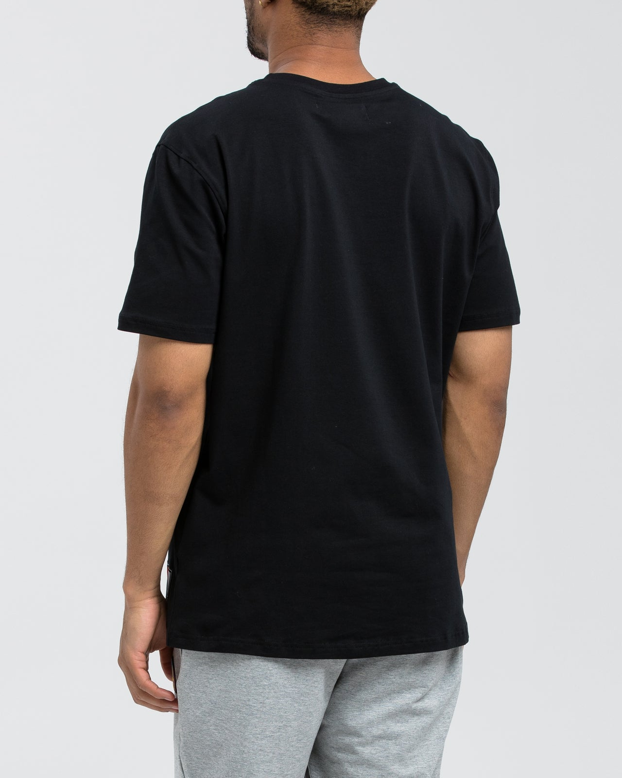 Black Pyramid Tee - Color: Black