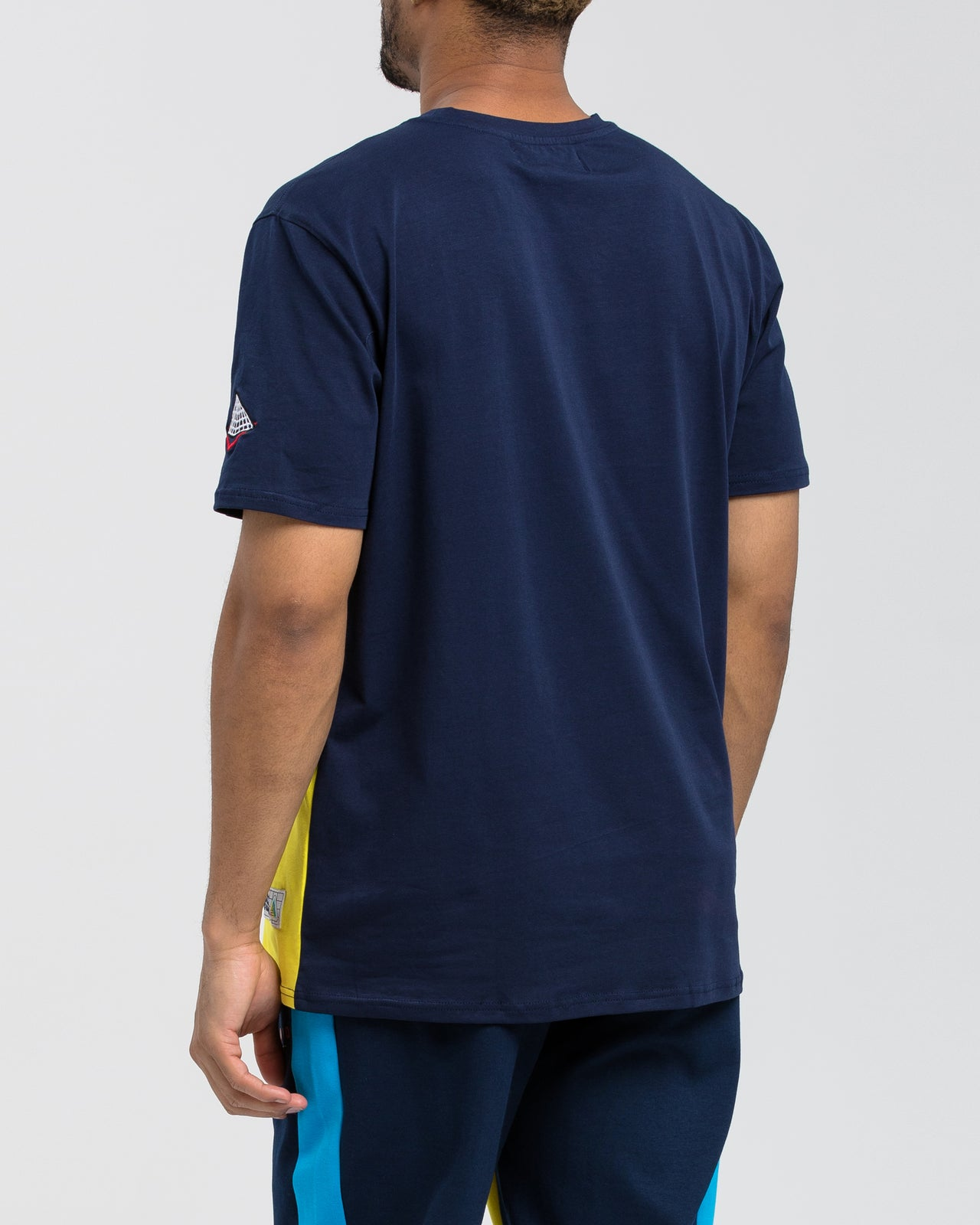 BP Athletic Color Tee - Color: Navy | Blue