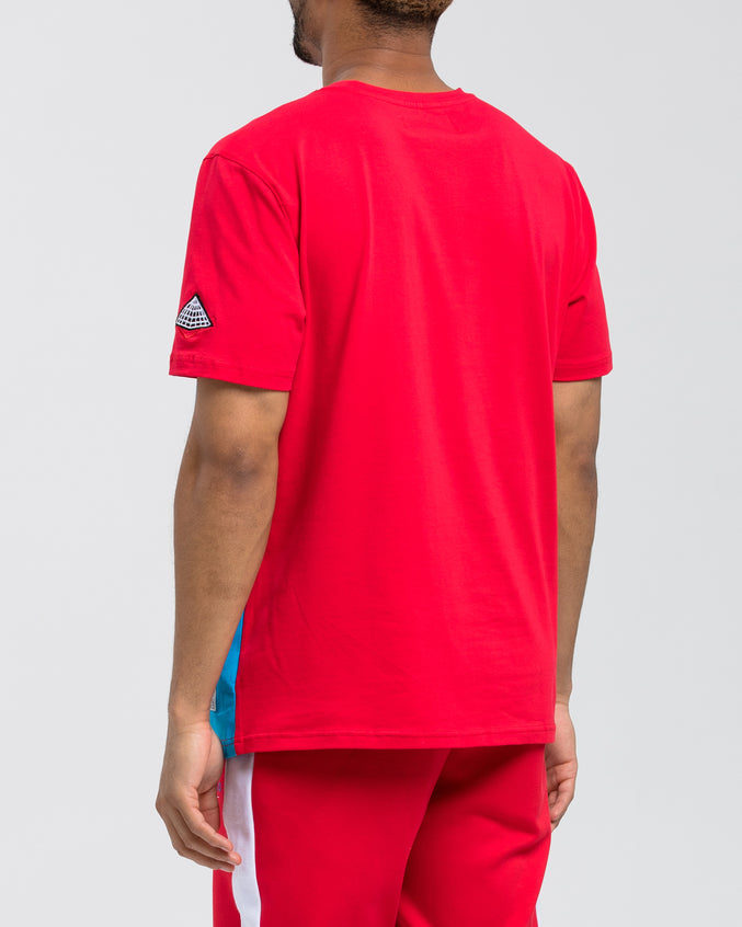 BP Athletic Color Tee - Color: Red