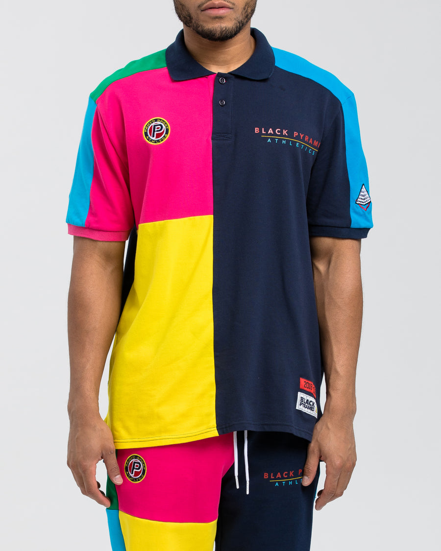 BP Athletic Color Polo
