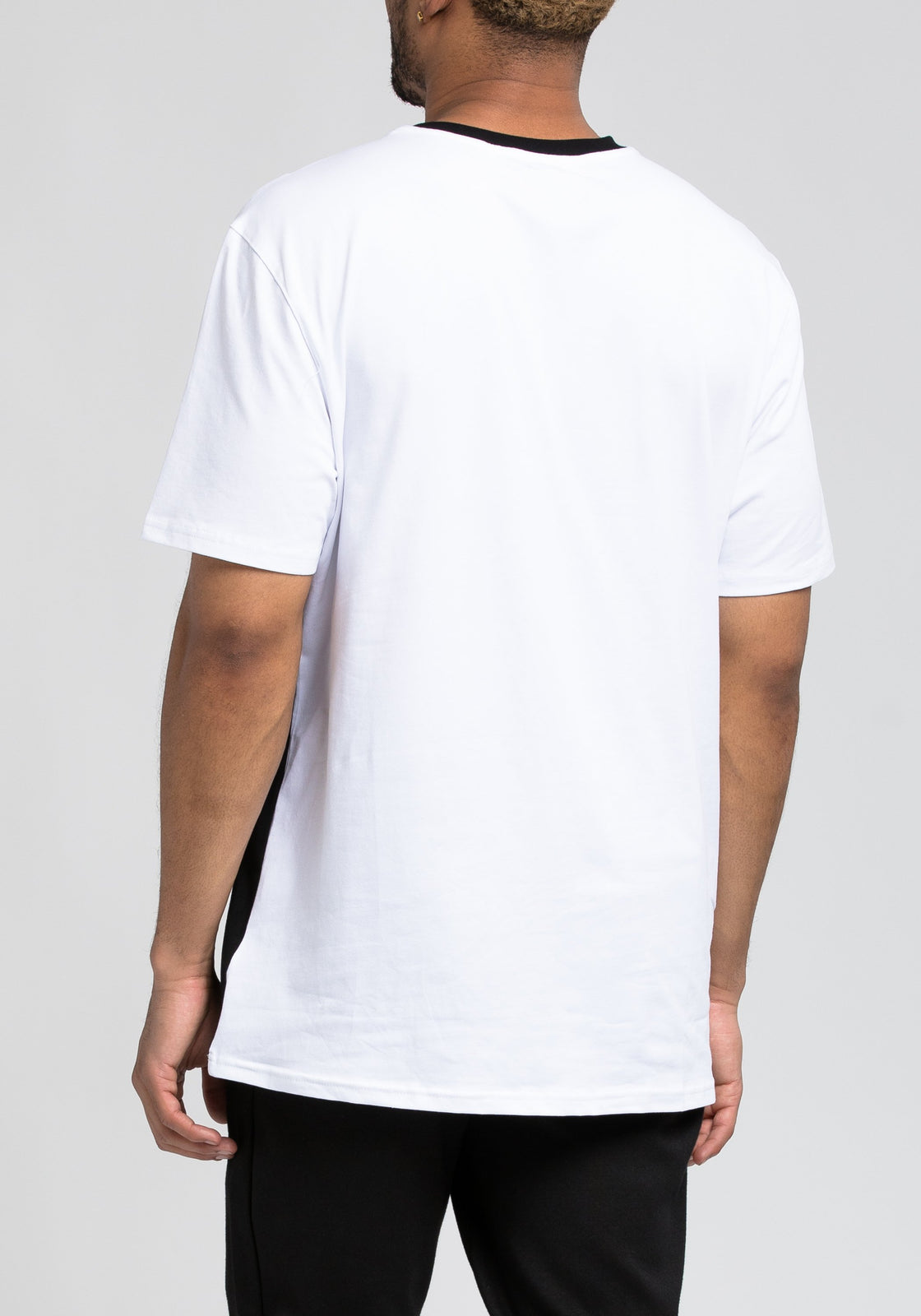 BP Cut and Sew Tee - Color: Black
