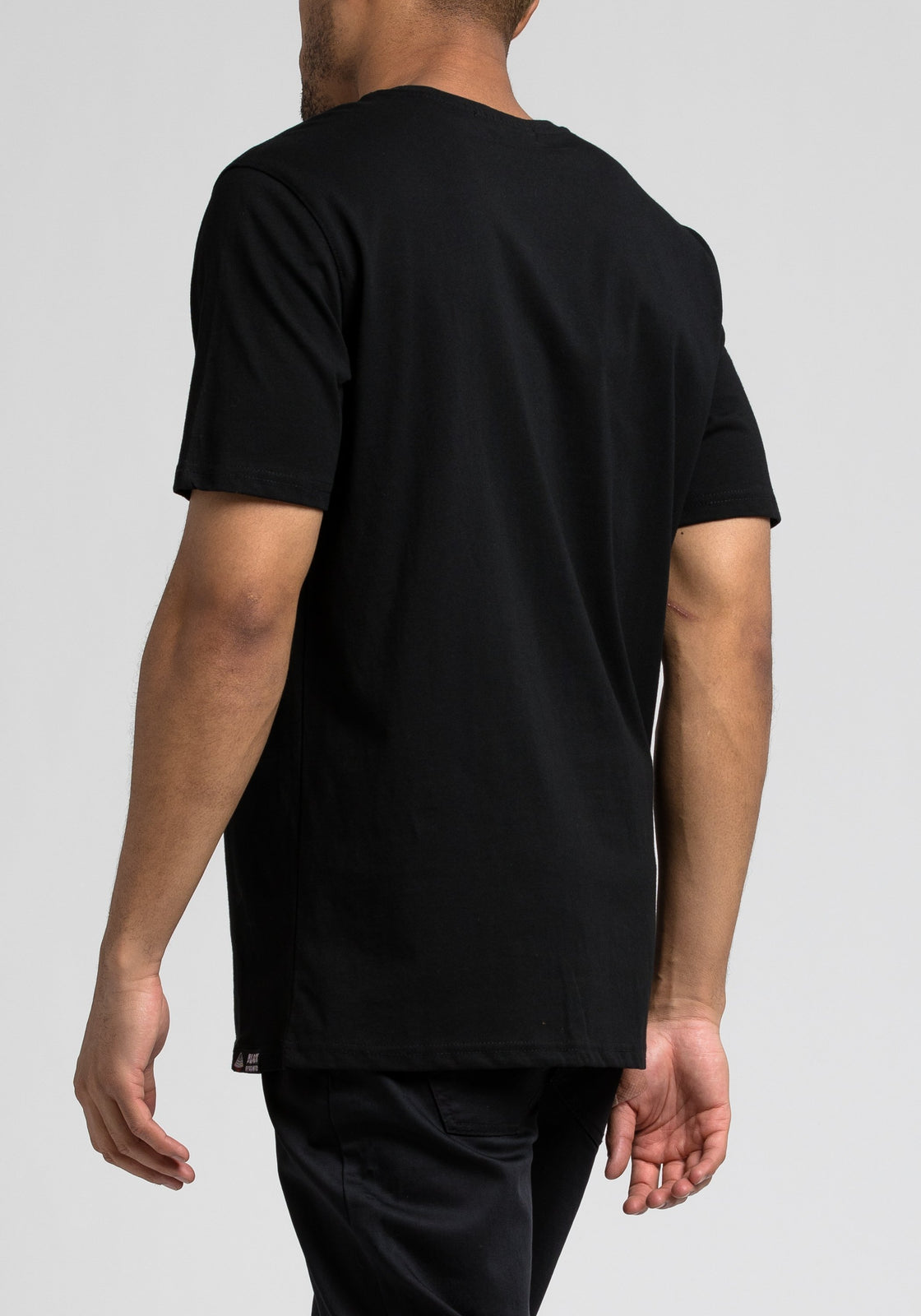 Amazon Pyramid Tee - Color: Black