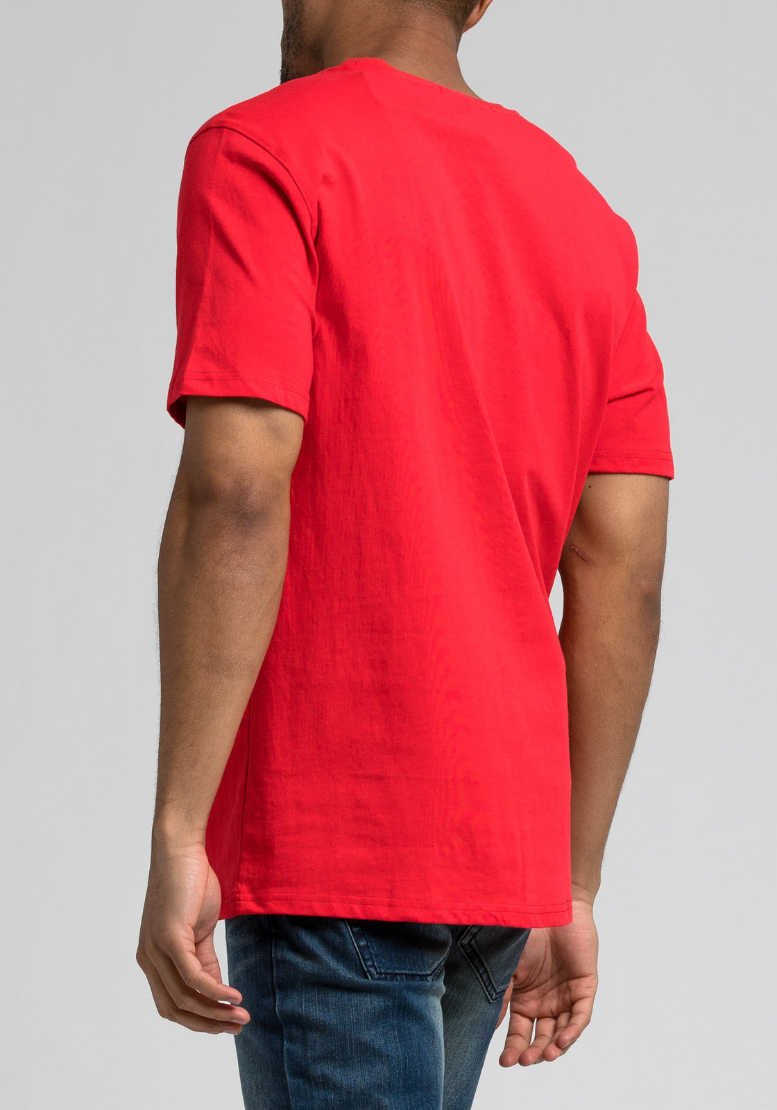 Bp claw Tee - Color: RED