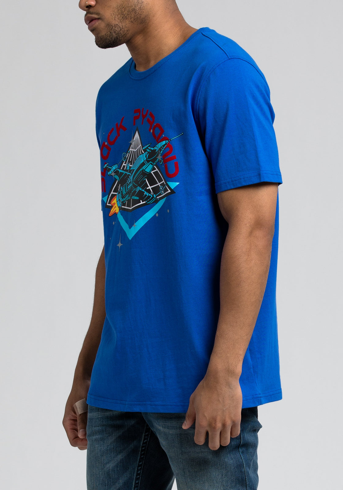 BP SpaceCraft Tee - Color: Blue