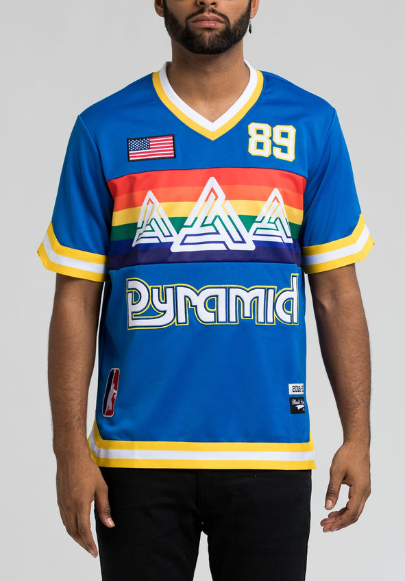 BP Mountain Jersey - Color: Blue