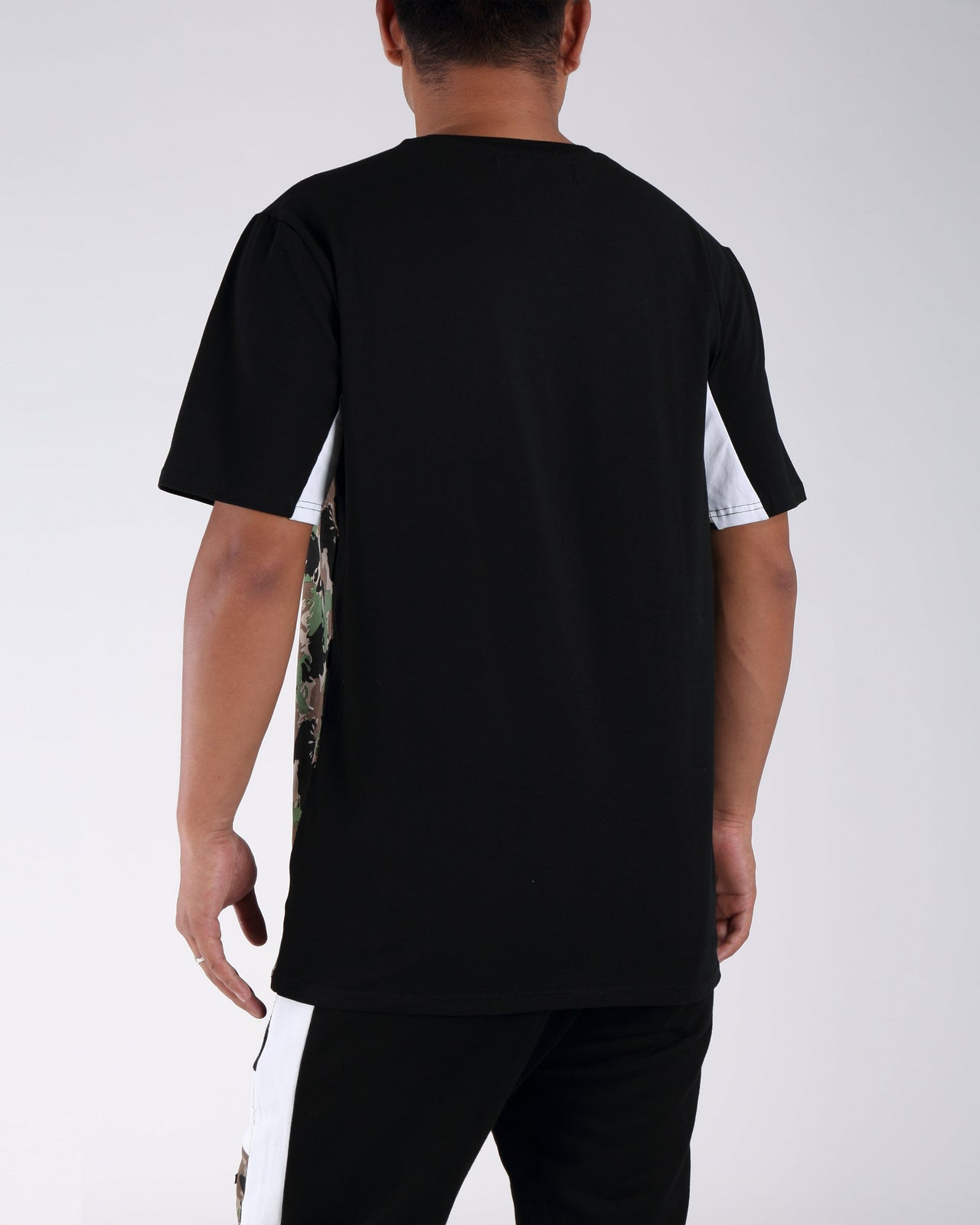 BP Military Tee - Color: Black