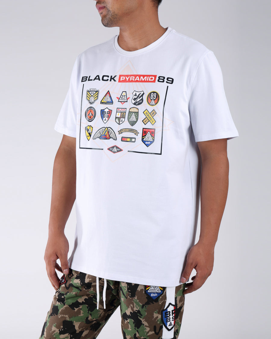 BP Military Patch Tee
