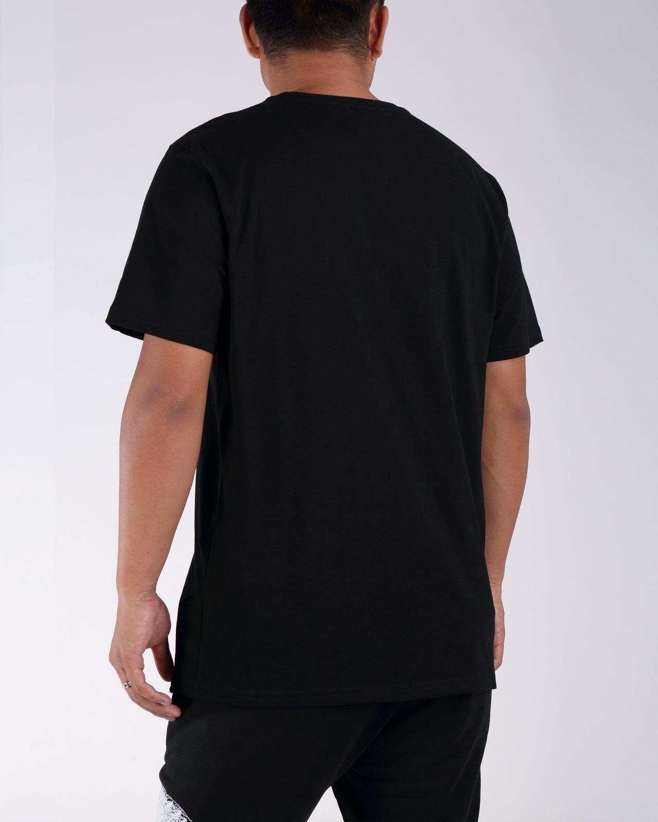 Magic Space Tee - Color: Black