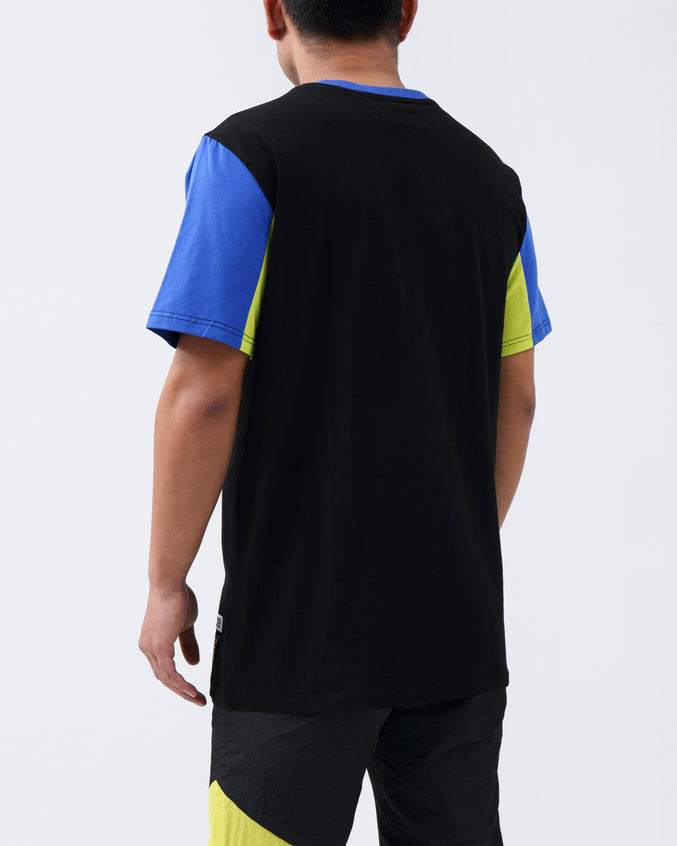 FUTURE OF NEON SHORT WAVE SHIRT - Color: BLACK