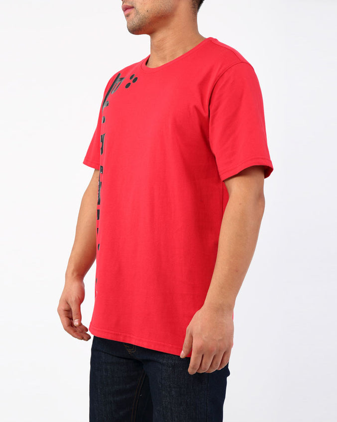 ARABIC SHIRT-COLOR: RED